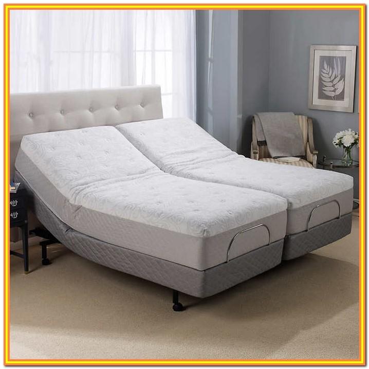 Split Queen Adjustable Bed Sheets
