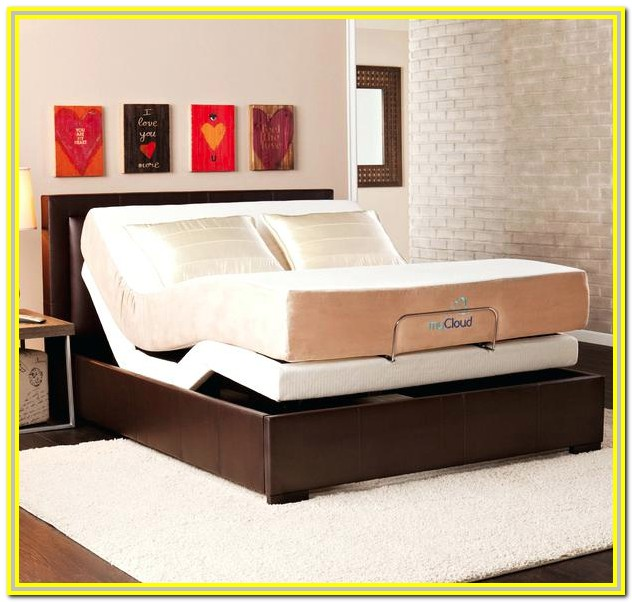 Split Queen Adjustable Bed Sleep Number