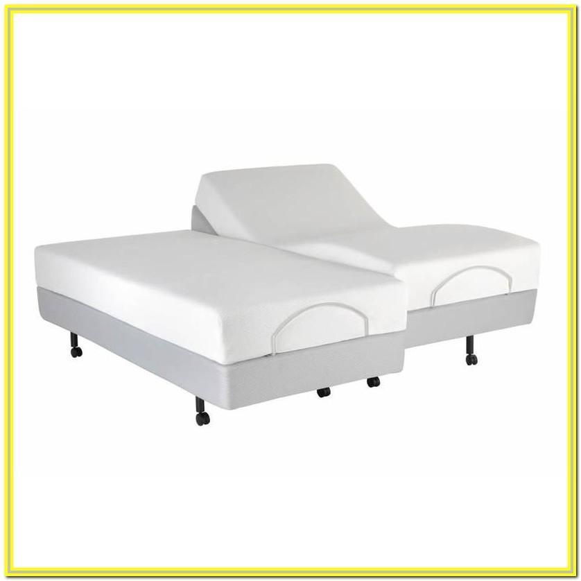 Split Queen Adjustable Bed Package Bedroom Home