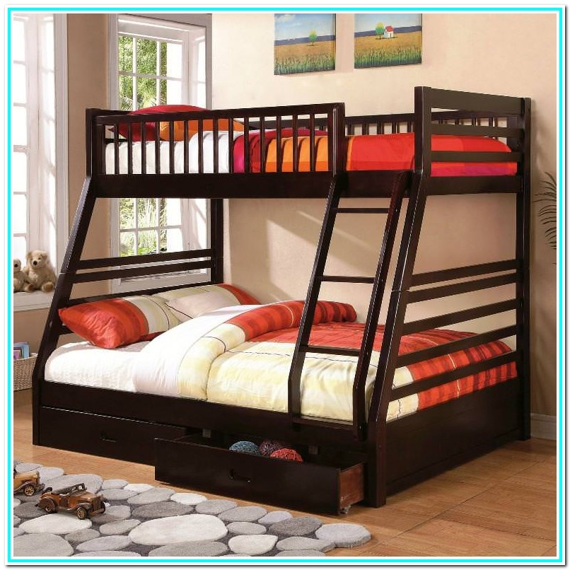 Twin Bed With Rails For Adults