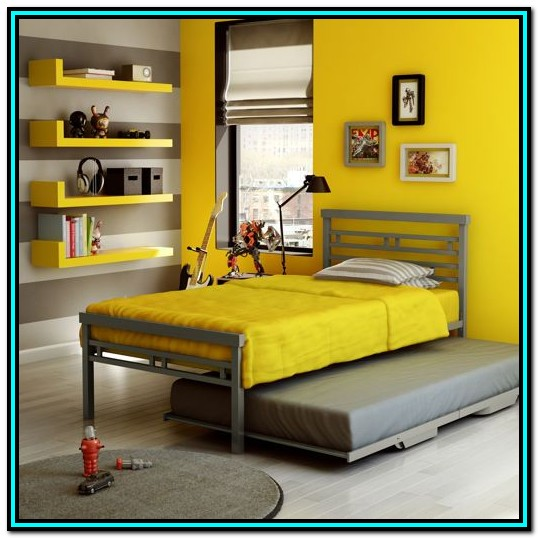 Twin Boy Bed Frame