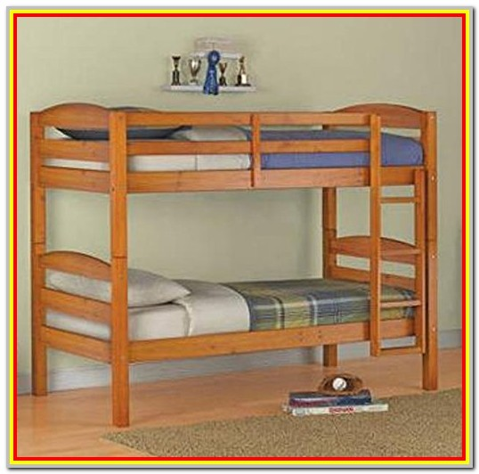 Twin Bunk Bed Mattress Set Of 2