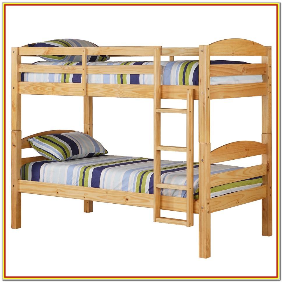 Twin Bunk Bed Mattress Size