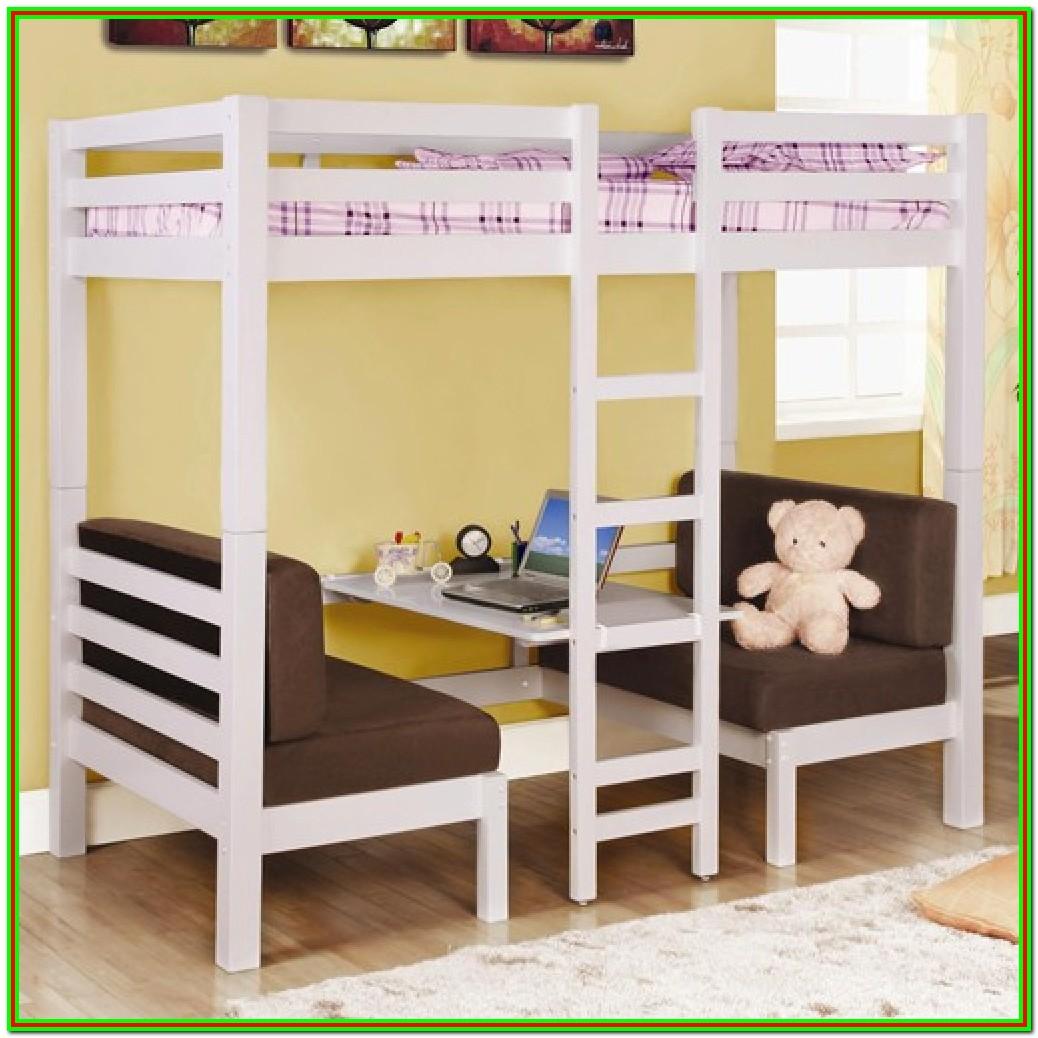 Twin Over Full Bunk Beds Walmart