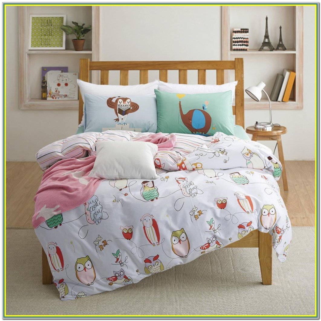 Twin Size Kid Bed Sets
