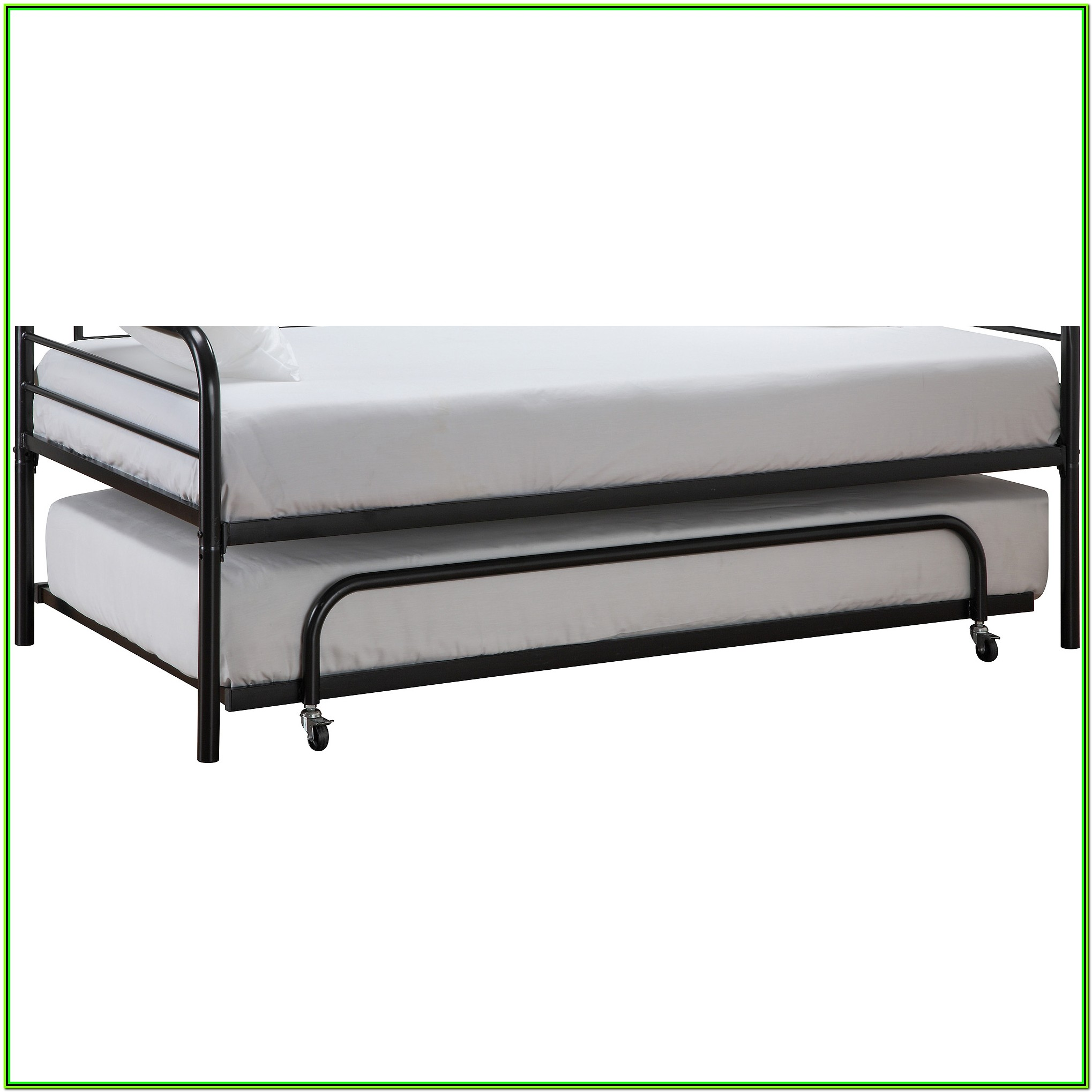Twin Trundle Bed Frame Daybed