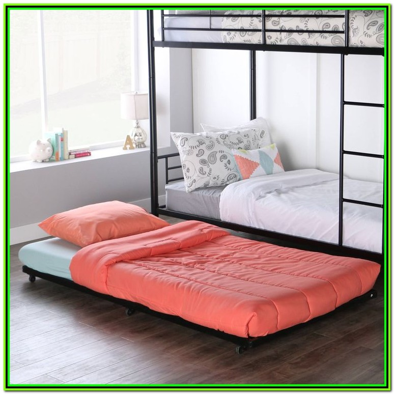 Twin Trundle Bed Frame Walmart