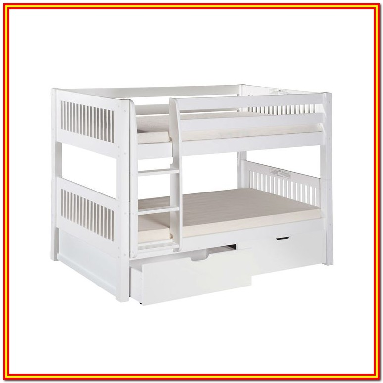 Wardingham Bunk Bed With Storage Drawers