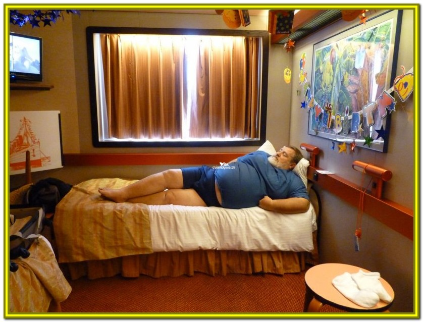 What Is A Trundle Bed On A Cruise Ship