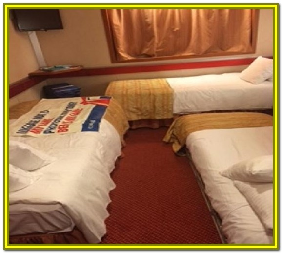 What Is A Trundle Bed On A Cruise