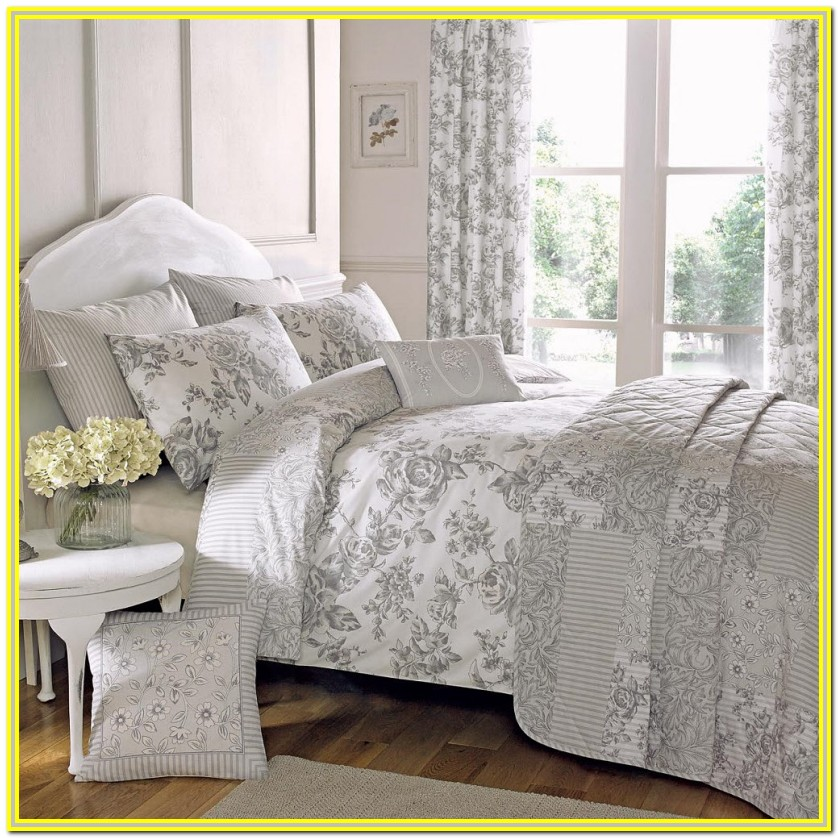 White And Grey Bedding Uk