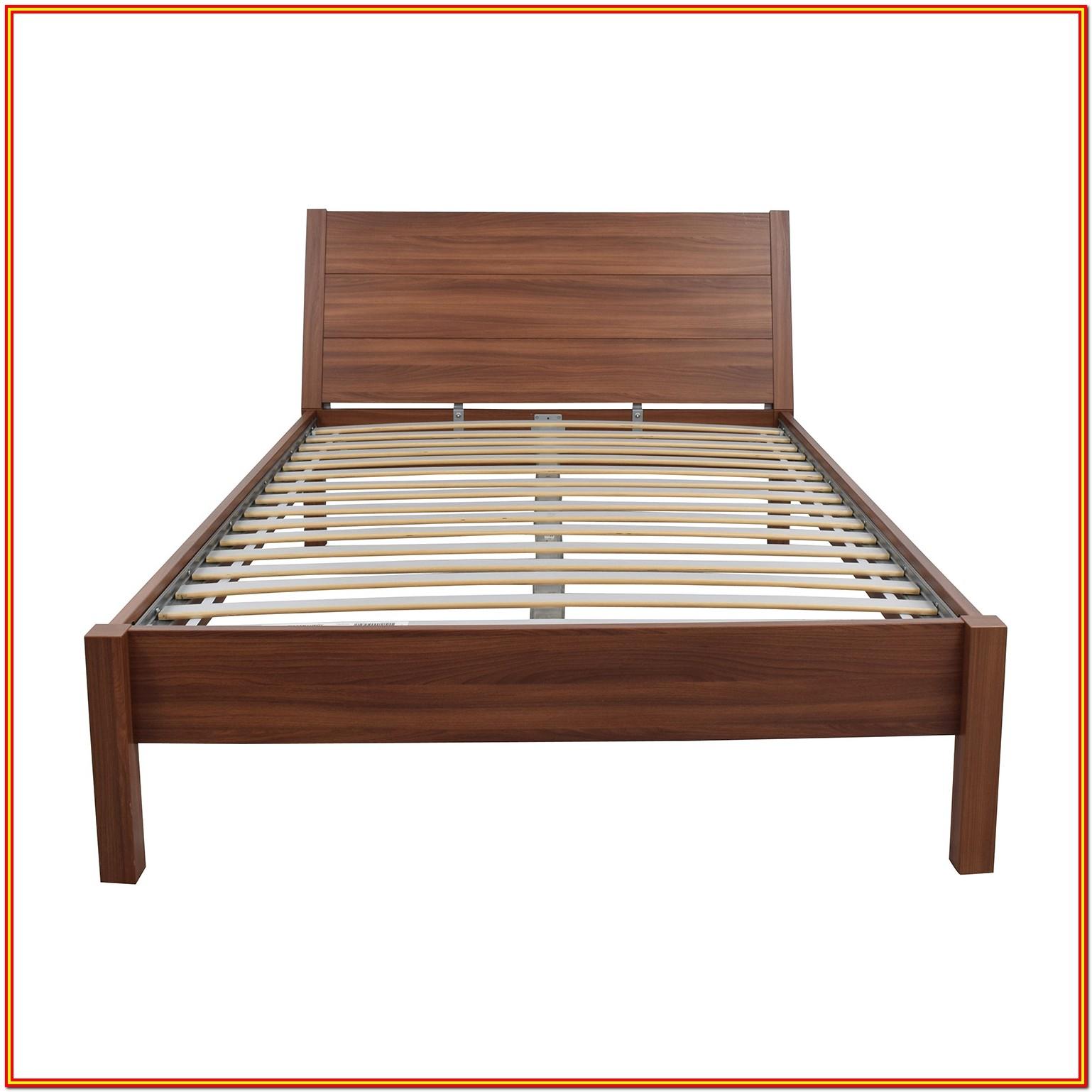 Wood Bed Frame Queen Ikea
