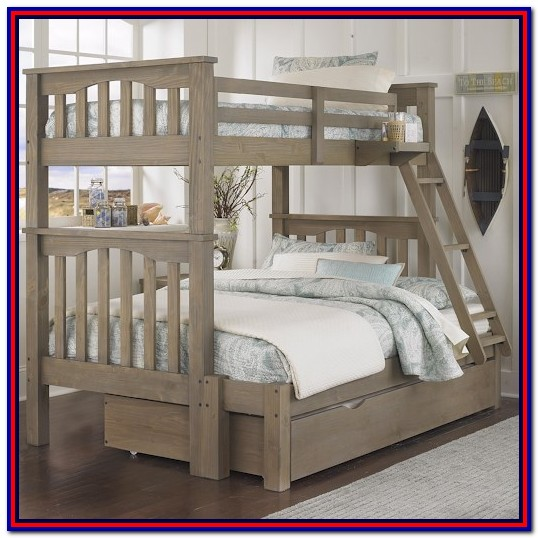 Woodcrest Bunk Beds Twin Over Full Instructions