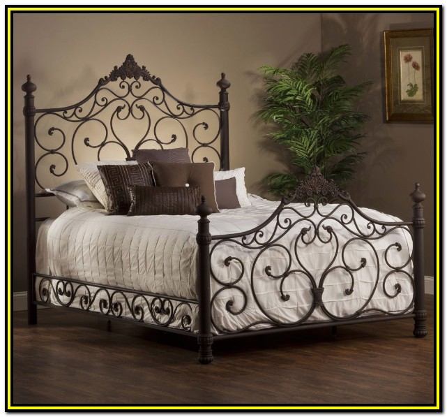 Wrought Iron Bed Frames Uk