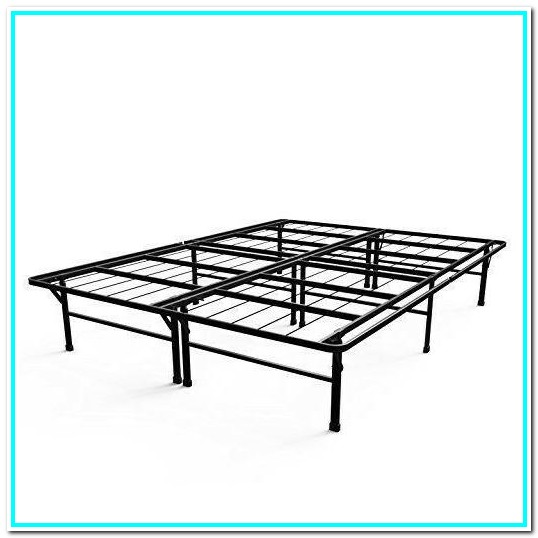 Zinus Cal King Platform Bed Frame