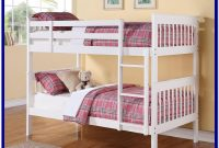 Acme Allentown Twin Over Twin Wood Bunk Bed With Storage Espresso