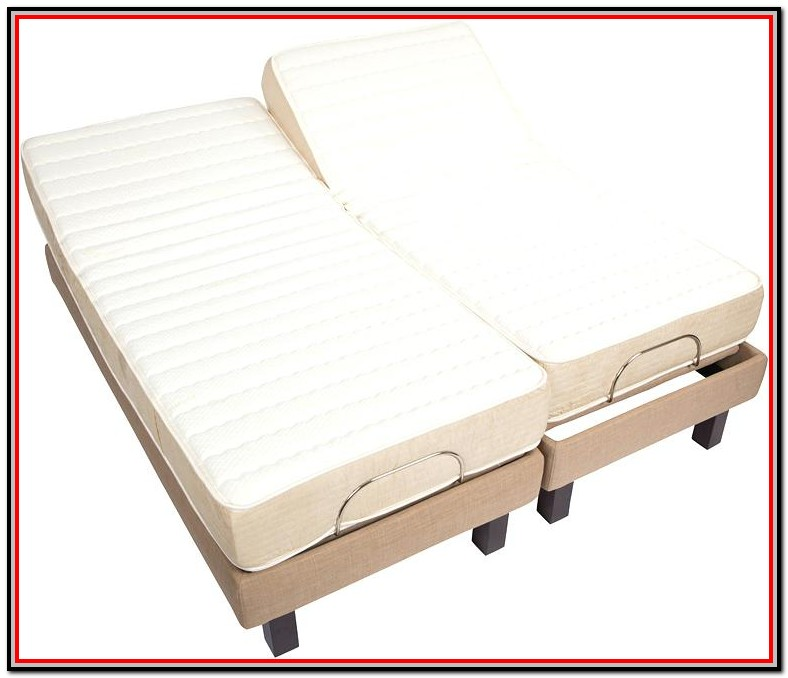 Adjustable Split Queen Bed Base