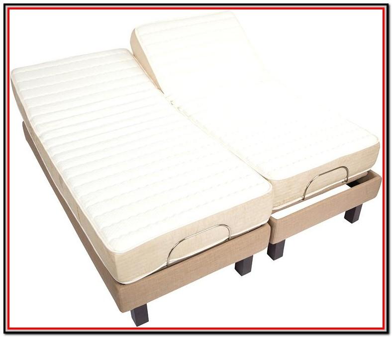 Adjustable Split Queen Bed Base