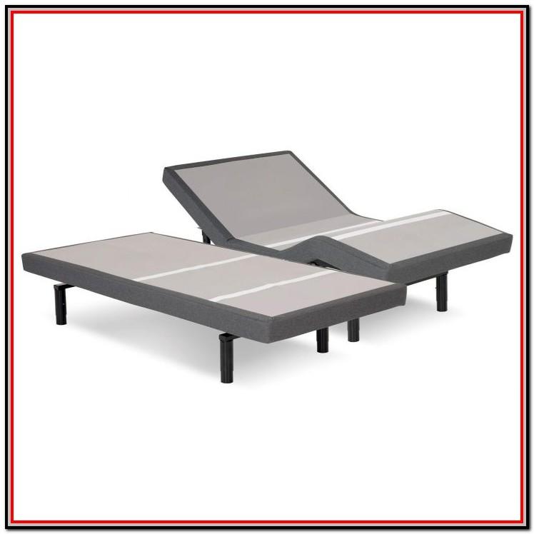 Adjustable Split Queen Bed With Mattress
