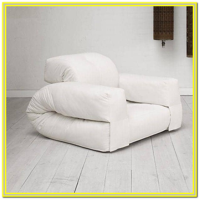 Armchair That Turns Into Single Bed