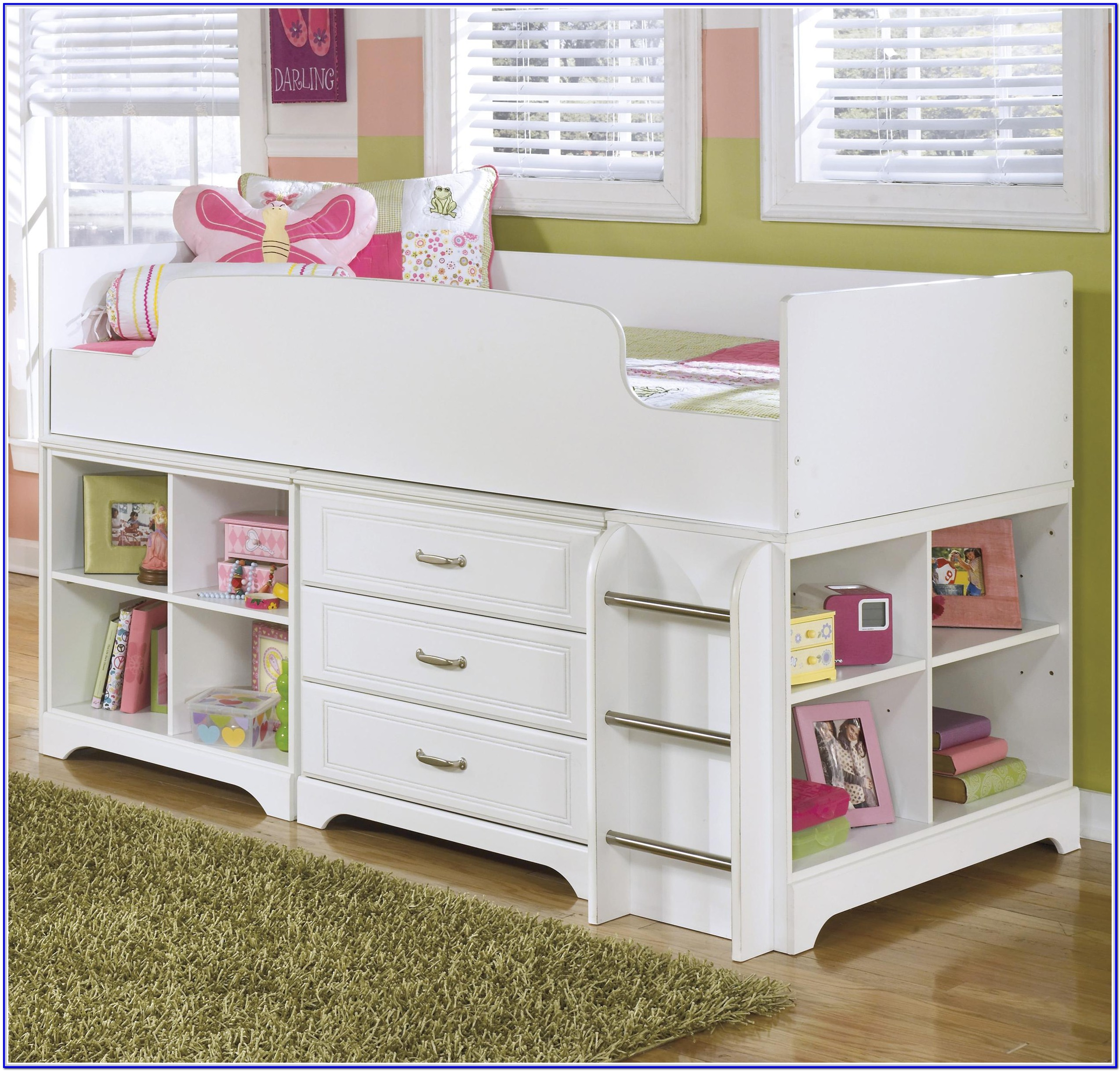 Ashley Furniture Bunk Beds With Storage
