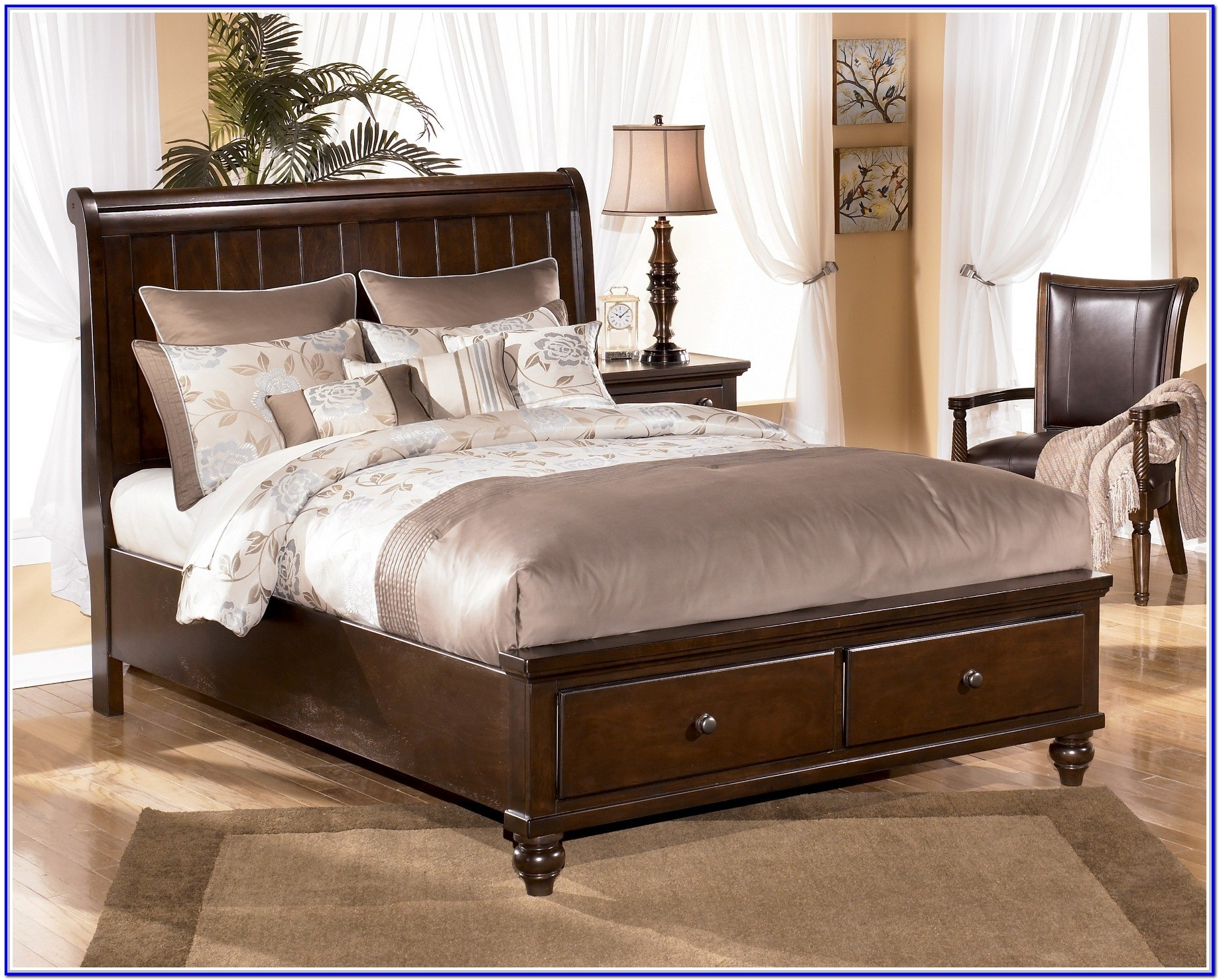 Ashley Furniture Full Bed Frames