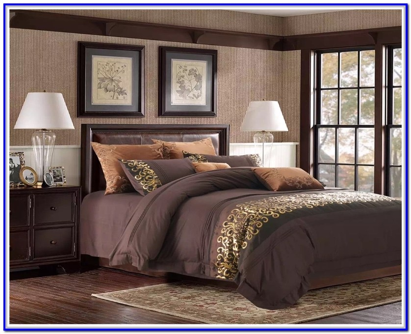 Ashley Furniture King Size Bed Set