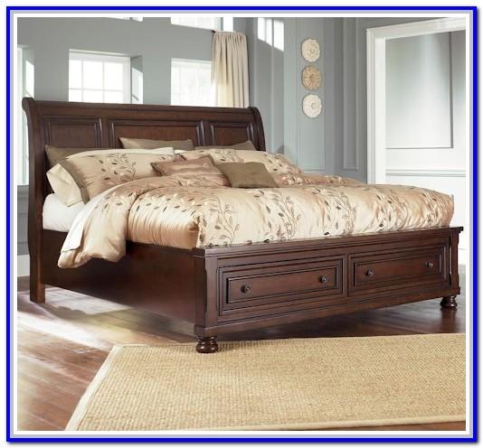 Ashley Furniture King Size Bedroom Set