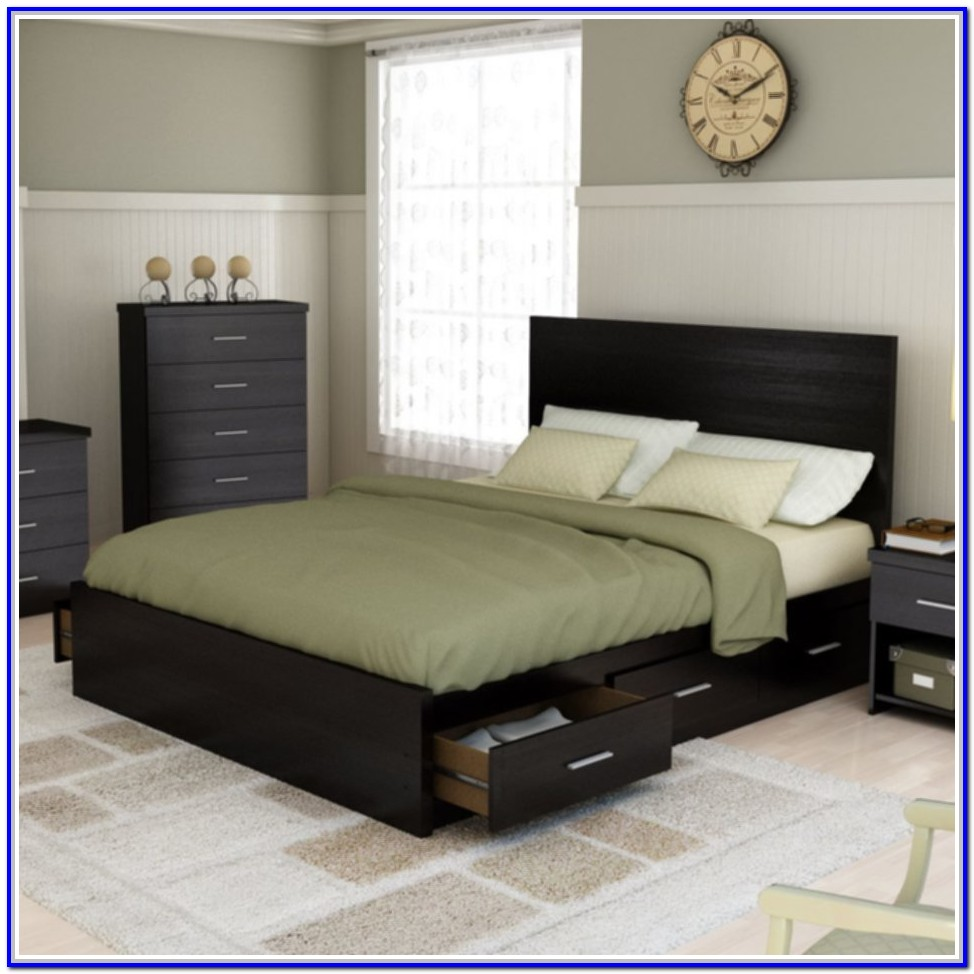 Ashley Furniture King Size Platform Beds