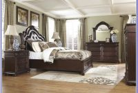 Ashley Furniture Sleigh Bed Set