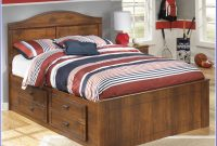 Ashley Furniture Store Full Storage Bed