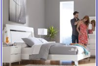 Ashley Furniture White Bed