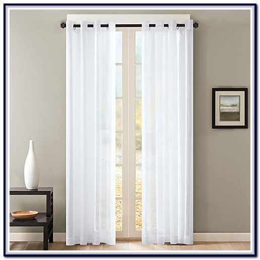 Bed Bath And Beyond Sheer Grommet Curtains
