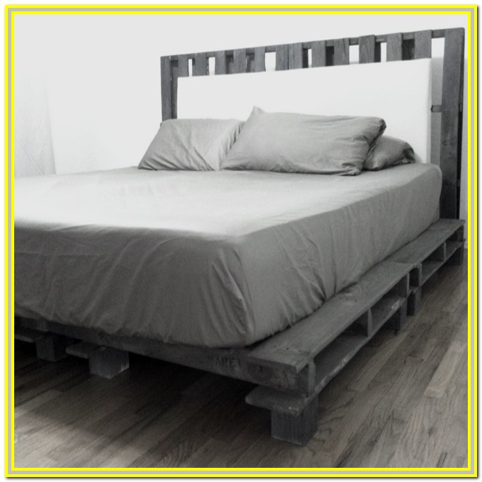 Bed Frame And Headboard California King