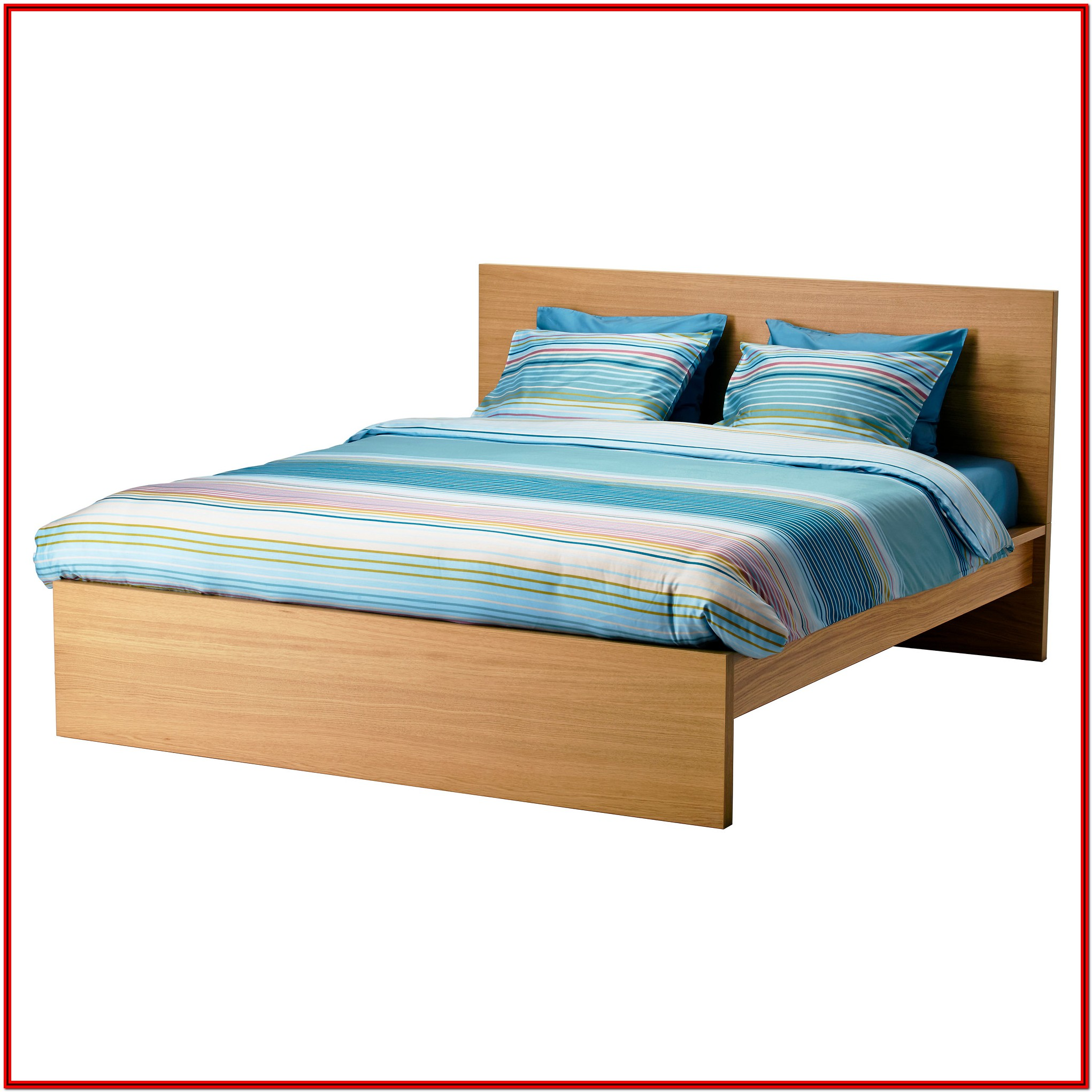Bed Frame Super King Size Ikea