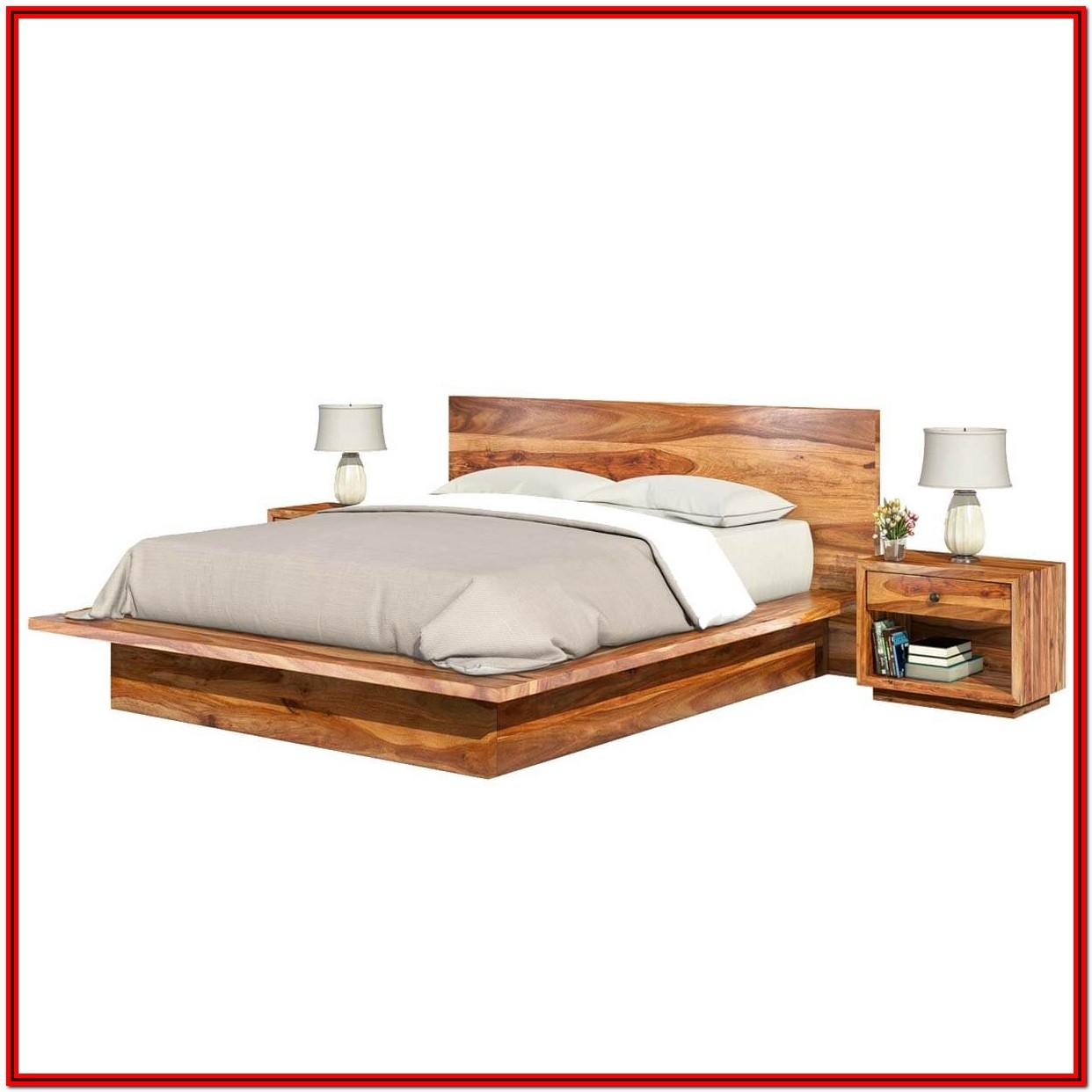 Bed Frames King Size Wooden