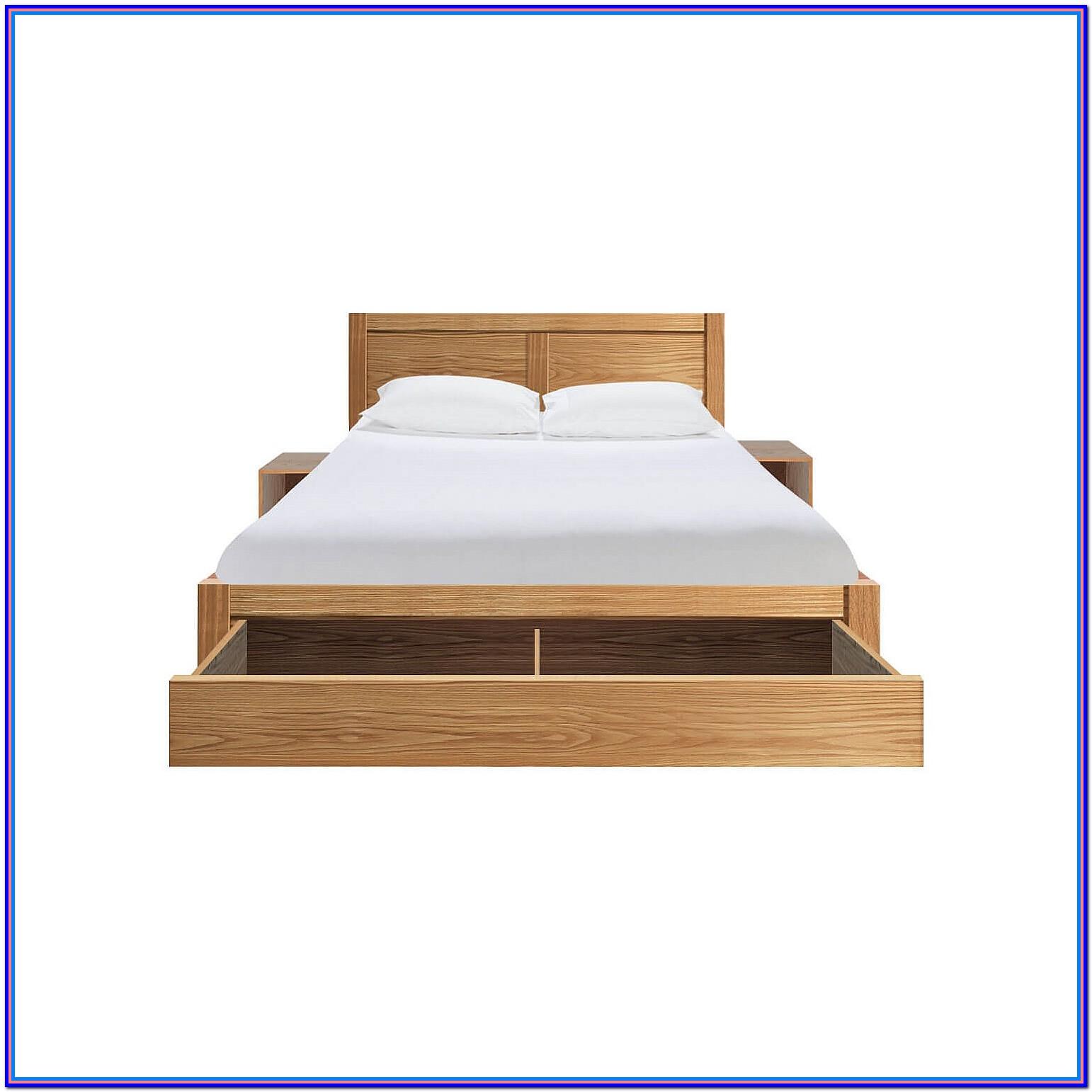 Bed With Storage Underneath Nz