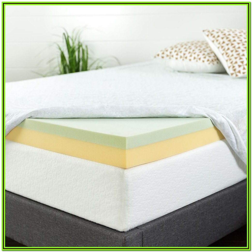 Best Memory Foam Mattress Topper For Twin Bed
