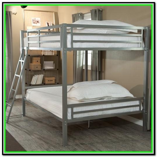 Bunk Bed Full Over Full Plans