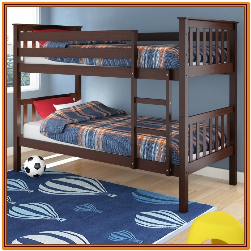 Bunk Beds Twin Over Twin Walmart