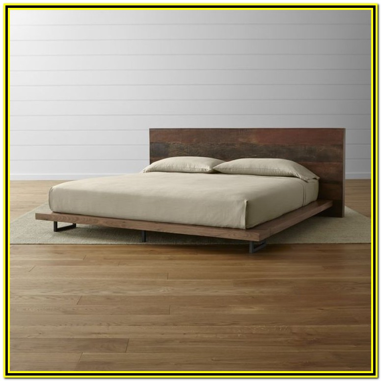 California King Bed Frame Without Headboard
