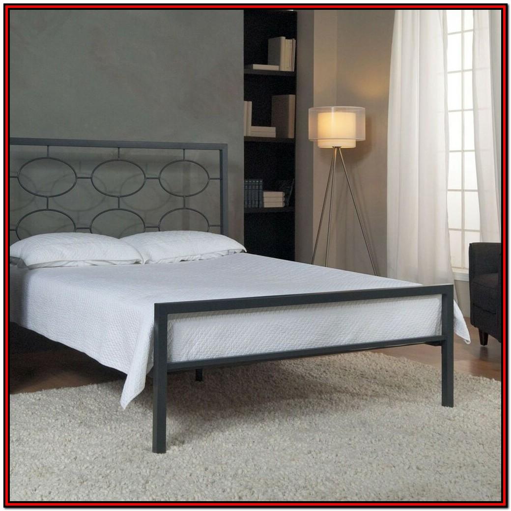 California King Platform Bed Metal Frame