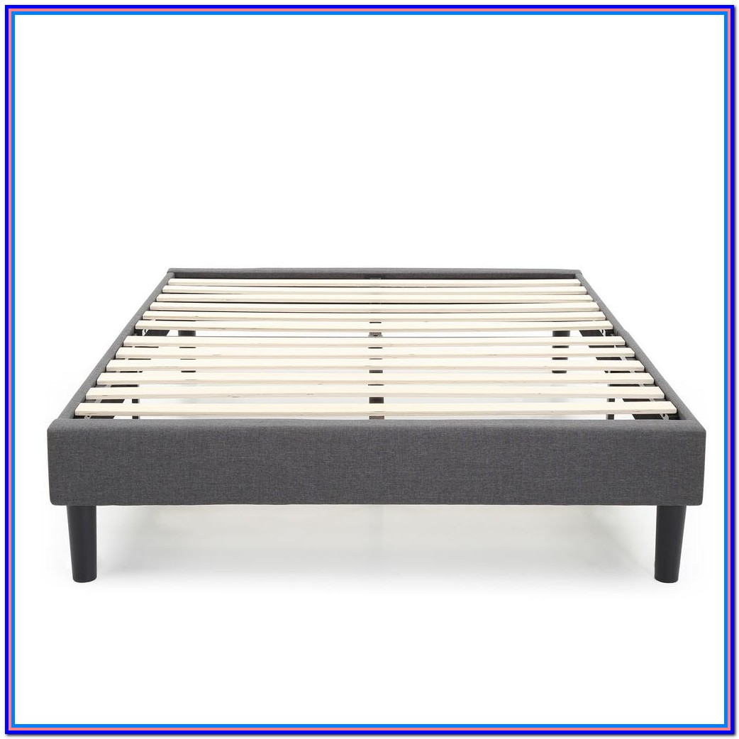 California King Slat Bed Frame