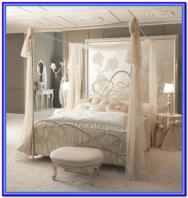 Canopy Bed Drapes Ideas