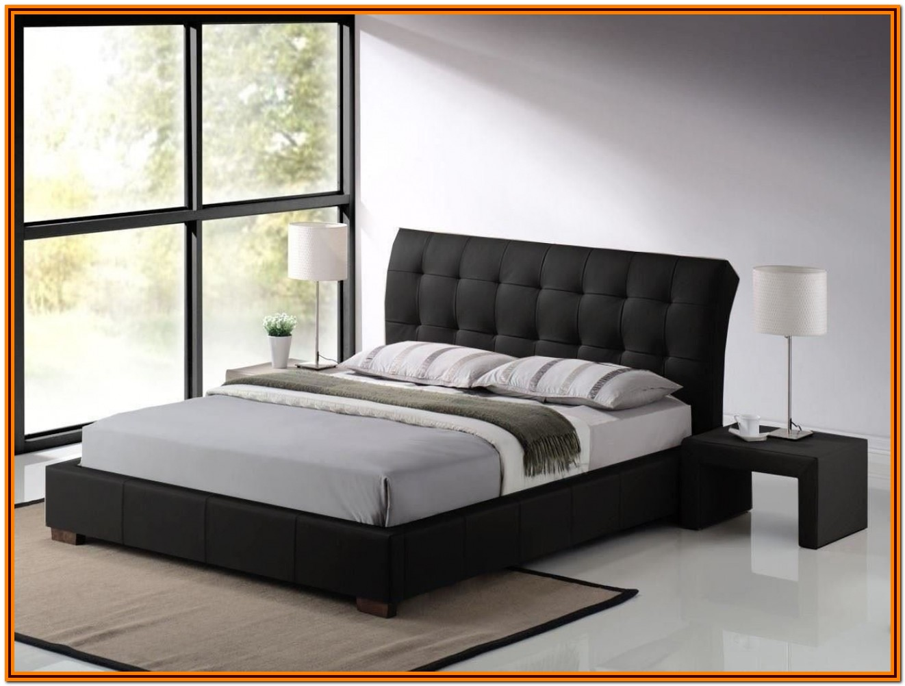 Cool King Size Bed Frame