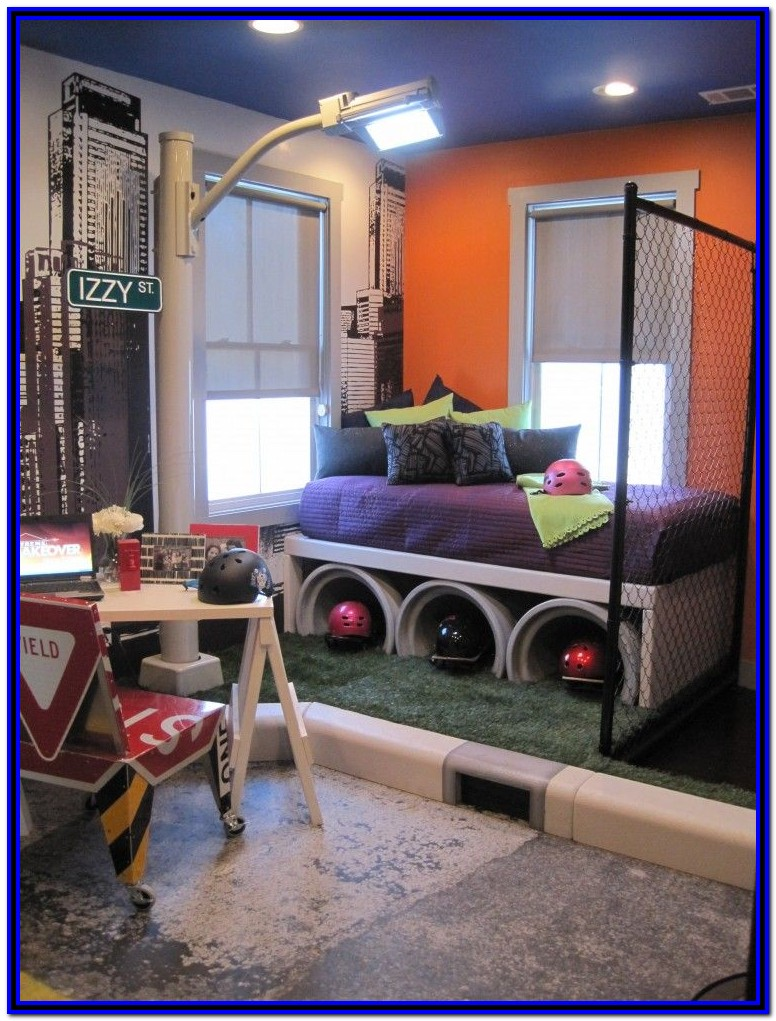 Cool Rooms For Teenage Guys
