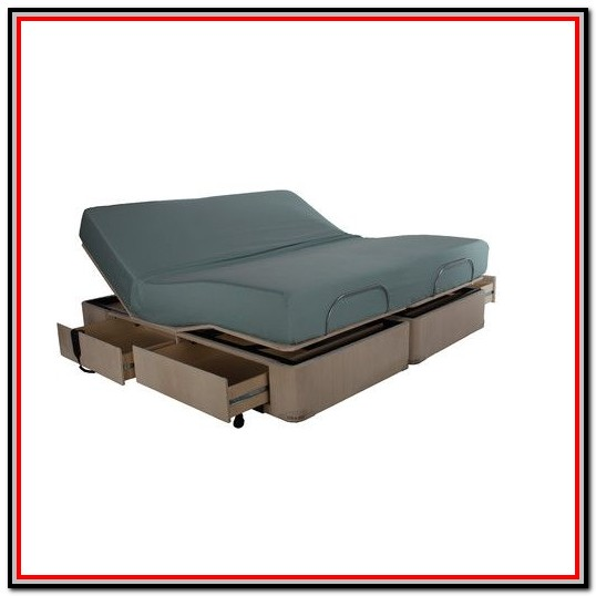 Craftmatic Adjustable Split Queen Bed