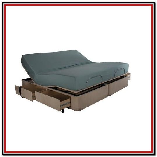 Craftmatic Adjustable Split Queen Bed