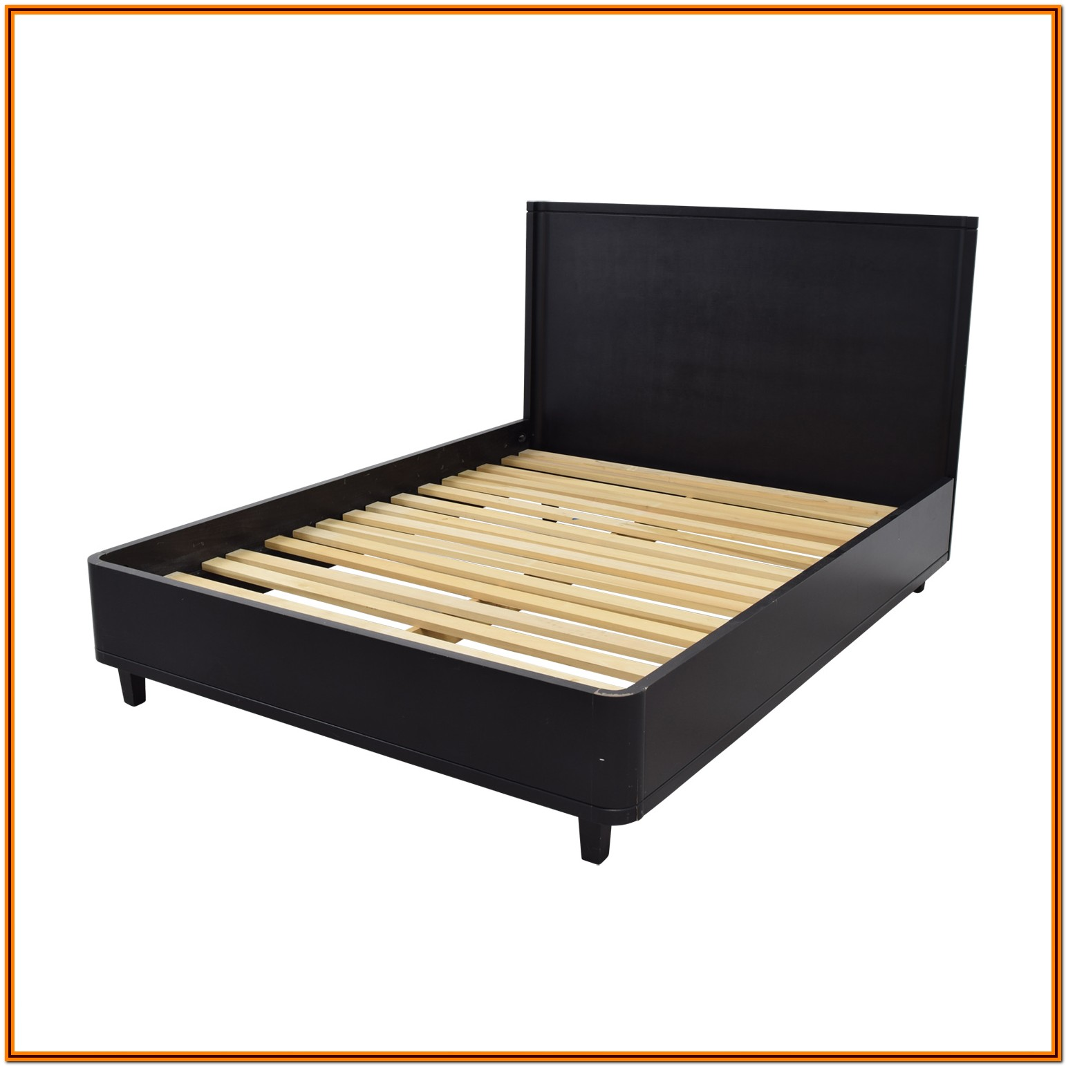 Crate And Barrel Bed Frame Singapore