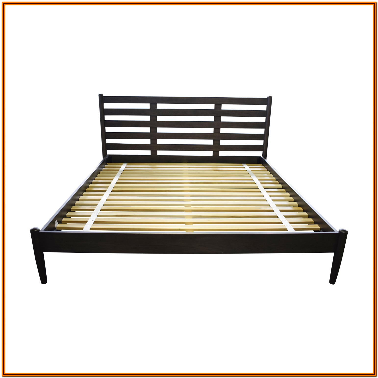 Crate And Barrel King Bed Frame